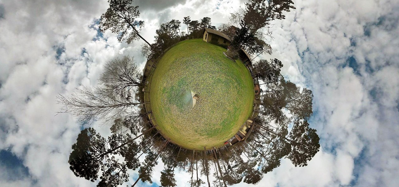 Iphone X Cool Wallpaper Features How To Create Amazing Tiny Planet Photos With Your Iphone