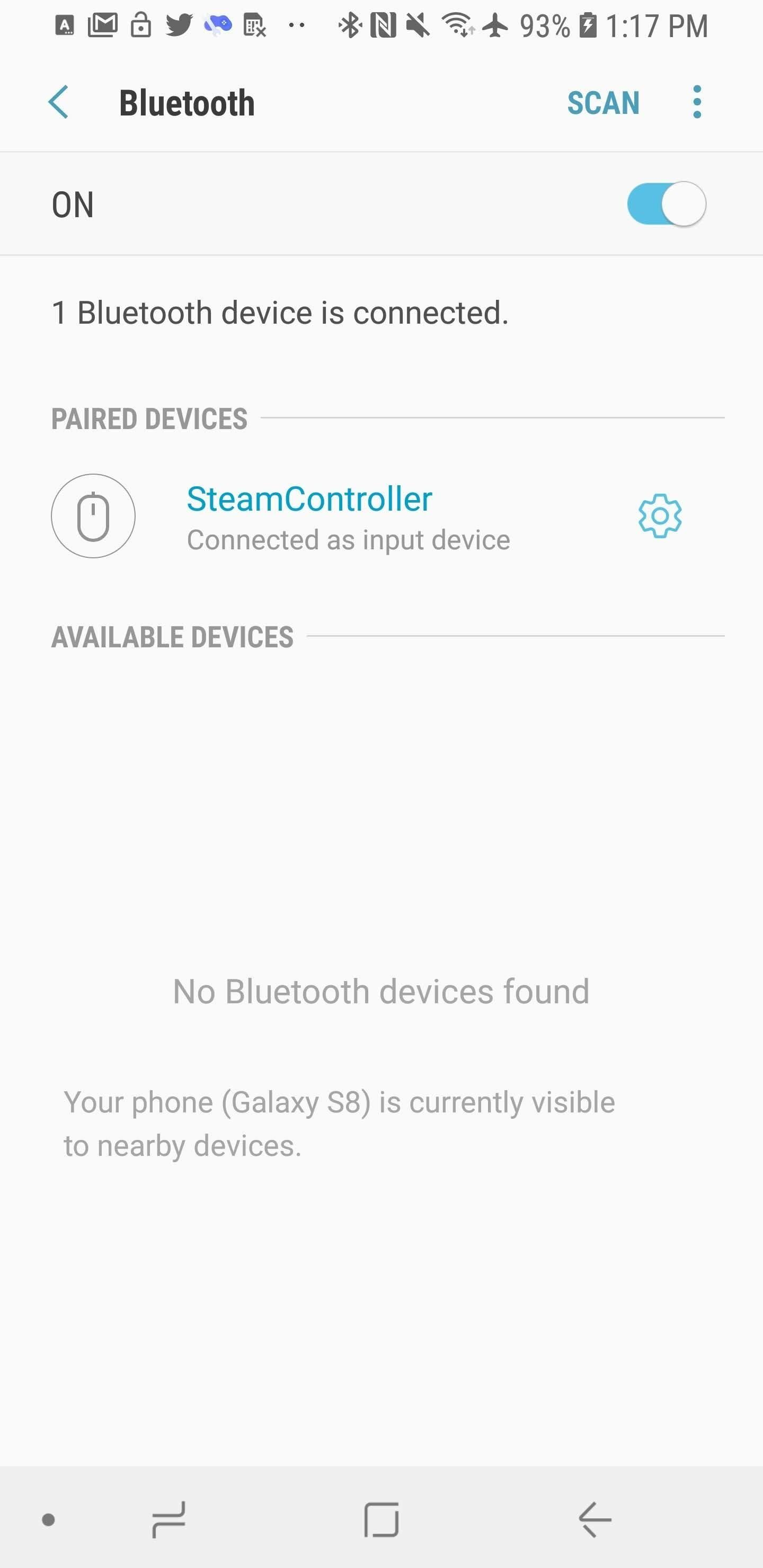 Steam Controller Not Connecting Via Bluetooth Here S The Fix For Steam Link On Android
