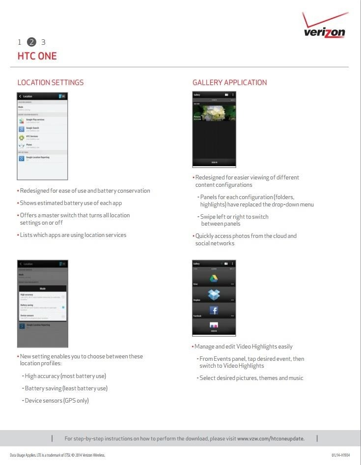 KitKat for the Verizon HTC One Rolling Out « HTC One