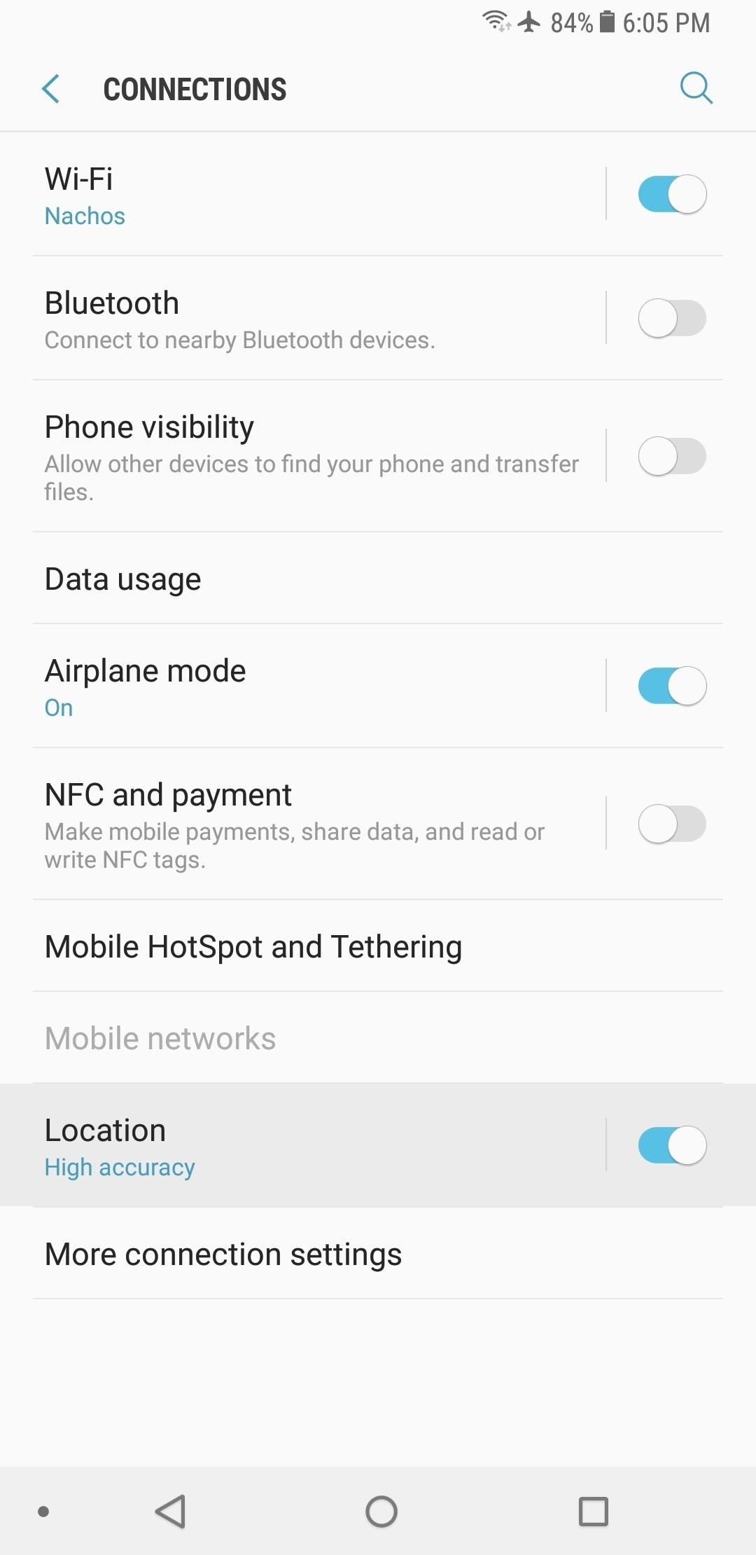 Everything You Need to Disable on Your Galaxy S8 or S8
