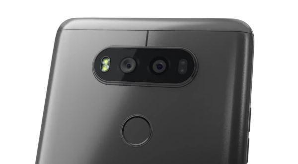 LG V30 to equip ultra large f/1 6 camera?! - Zing Gadget