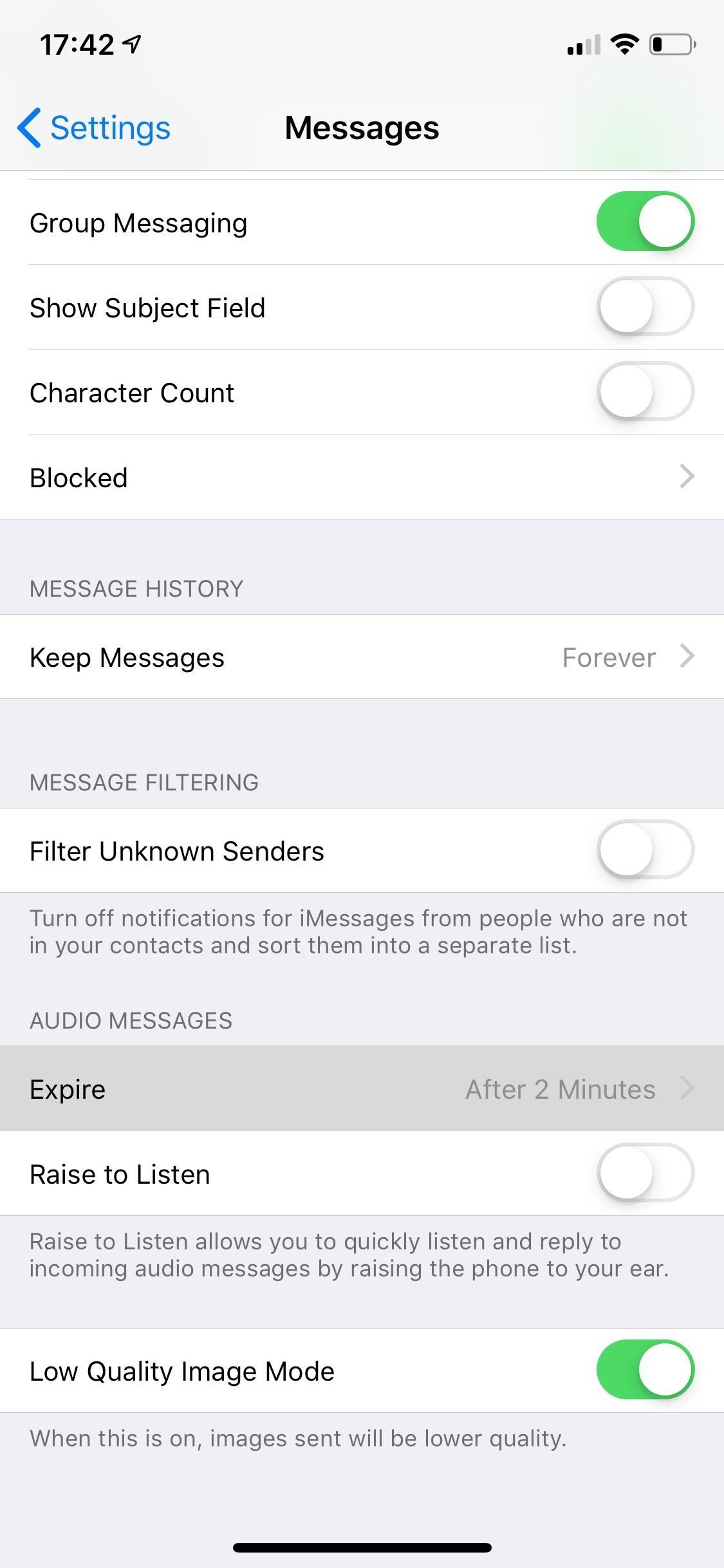 How to Stop Audio Messages from Self-Destructing in