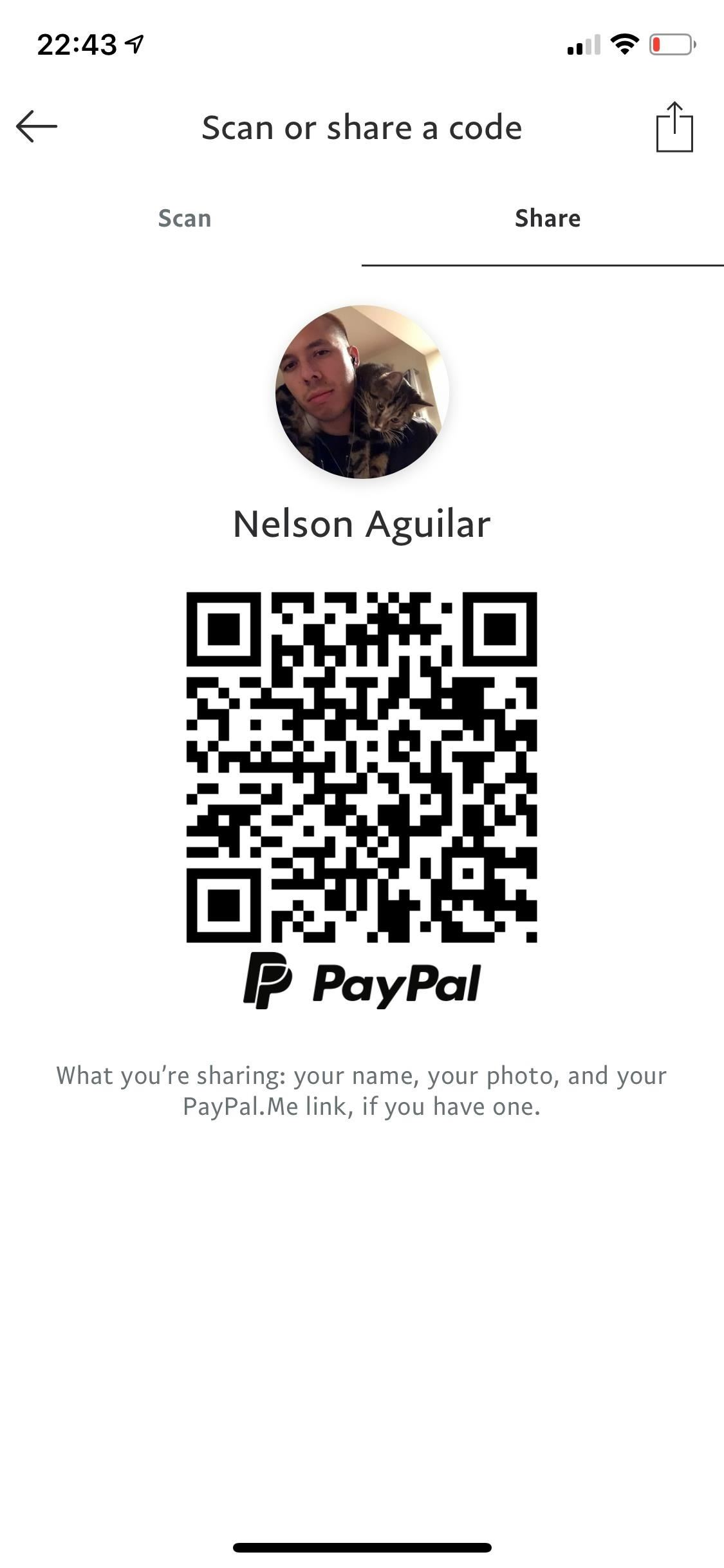 How to Share & Scan PayPal QR Codes for Faster