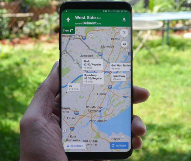 Google Maps  How To Add A Stop After Youve Started Navigation