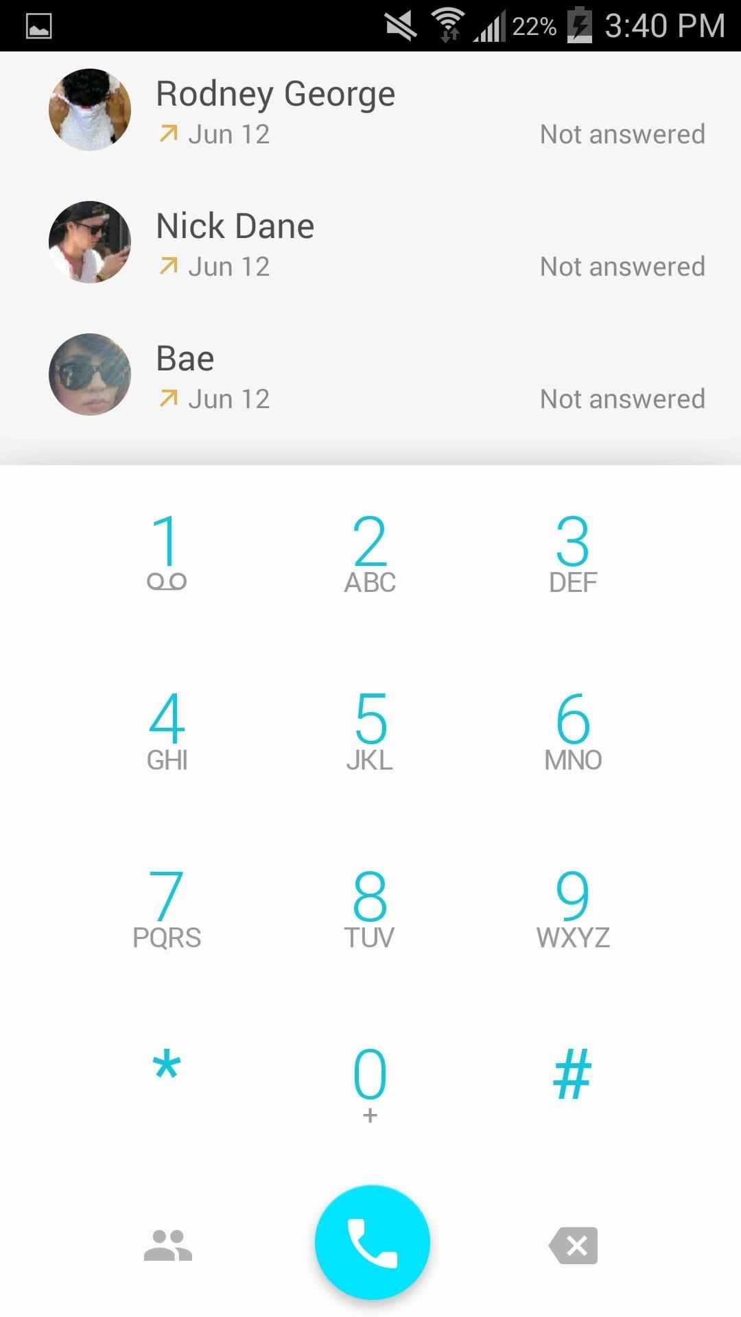 Make Your Phone's Dialer Look Like Android Lollipop's