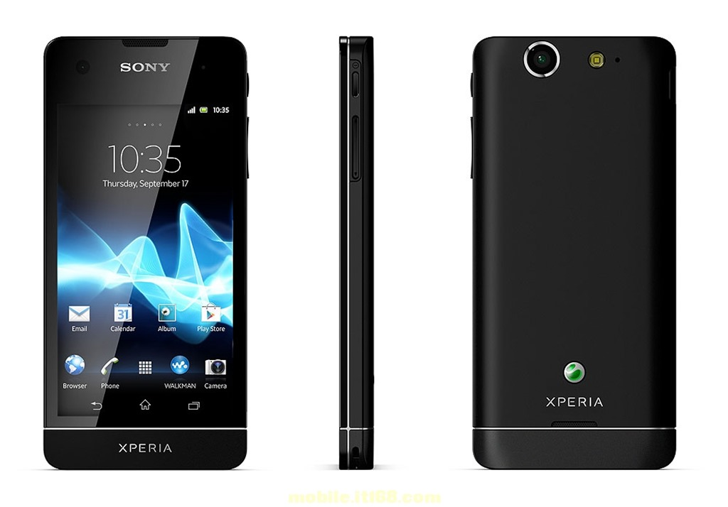 Sony Xperia SX - The Lightest LTE Phone Goes Official; Features 8MP Exmor R Camera. S4 CPU - Gadgetian