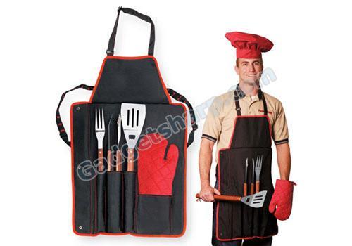 BBQ Apron Tote