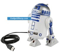 11 Cool R2-D2 Gadgets  Gadget Sharp