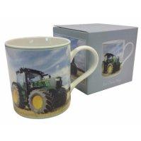 Green Tractor China Mug Boxed | 36009 | Kitchen & Dining ...