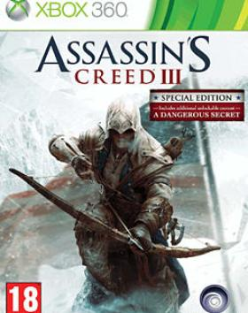 Assassin's Creed III Special Edition Is GAME Exclusive 1