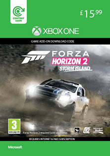 forza horizon 2 gaming chair folding office chairs padded buy storm island pack on xbox live game