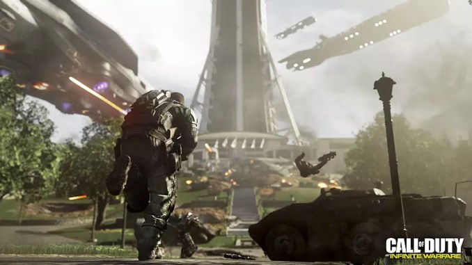 Image result for Call of Duty: Infinite Warfare