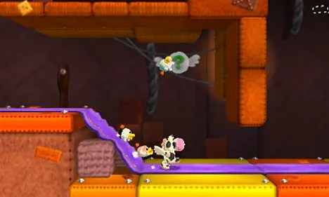 Image result for poochy and yoshi's woolly world