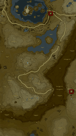 Breath Of The Wild Stables Map : breath, stables, Stables, Stable, Locations, Zelda:, Breath, (BotW) Game8