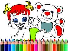 BTS Baby Doll Coloring