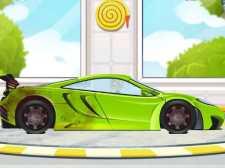 跑车洗车2D