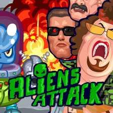Aliens-Angriff