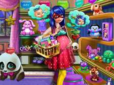 Lady Mommy Goes Shopping