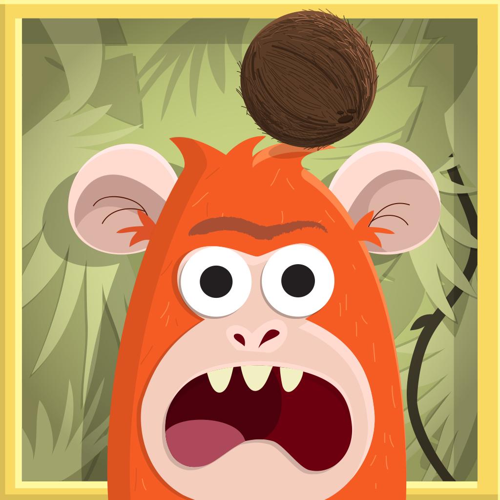 لعبة ضرب القرود