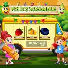 Frukt Scramble