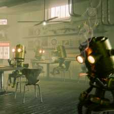 Awareness Game: The Robot Bar