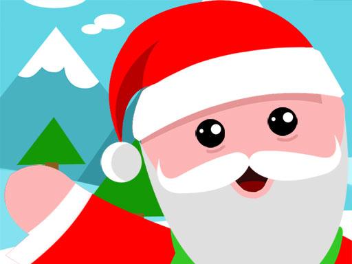 لعبة سانتا سكي