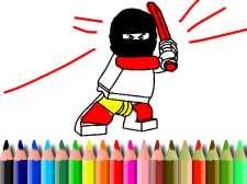 BTS Hero Coloring Book