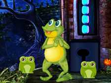 狂热的青蛙逃生