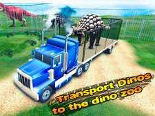 Transport Dinos To The Dino Zoo