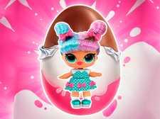 婴儿娃娃:惊喜鸡蛋开幕