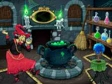 The Witch Room