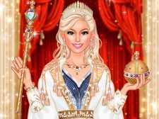 Royal Dress Up Moda de reina