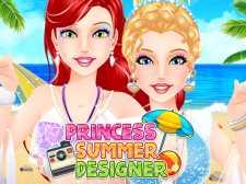 Princess Summer Designer