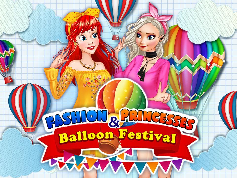 لعبة مهرجان أزياء