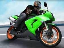 Desafío de carreras de Moto 3D