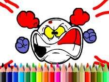 BTS Emoji Coloring