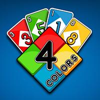 لعبة الكوتشينة الملونة