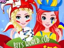 BFFs World Cup Face Paint