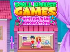 娃娃屋游戏设计与装饰