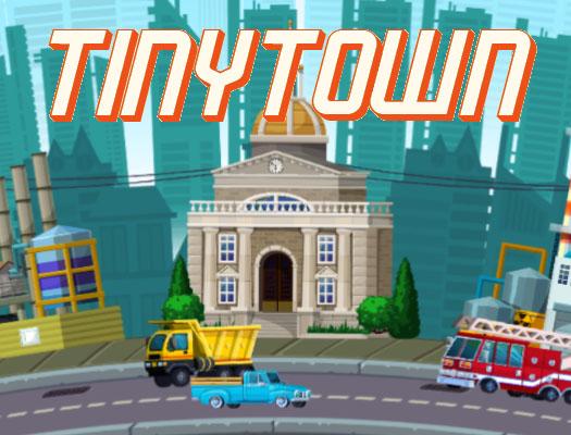لعبة المدينة المدهشة