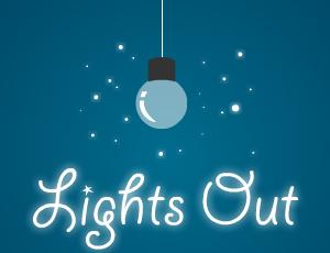 لعبة إطفاء الأنوار