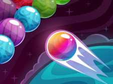 Bubble Shooter Planeten