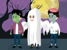 Злые духи скрыты