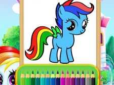 Wonder Pony Coloring
