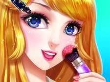 Anime Girls Fashion Maquiagem