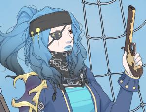 لعبة القراصنة الخارقة