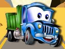 Kids Truck Puzzle