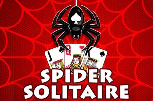 لعبة تجميع بطاقات سوليتير العنكبوت