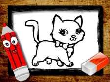 BTS Animals Coloring Book