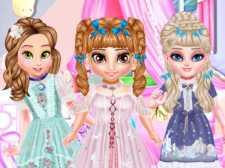 Cambio de imagen al estilo Little Princess Lolita